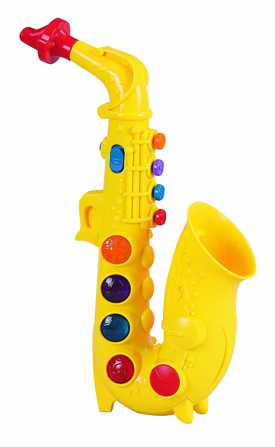 Small World Toys Preschool – Play At Home Saxophone